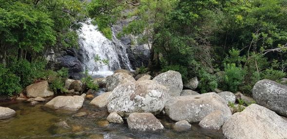 Likhubula Falls