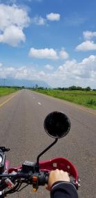 Motorradfahrt nach Mulanje