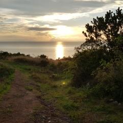Sonnenuntergang auf Likoma Island