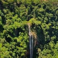 Wasserfall bei Livingstonia
