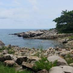 Küste von Chizumulu Island